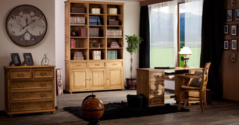 Co je dobré znát o dubovém dřevěném nábytku?